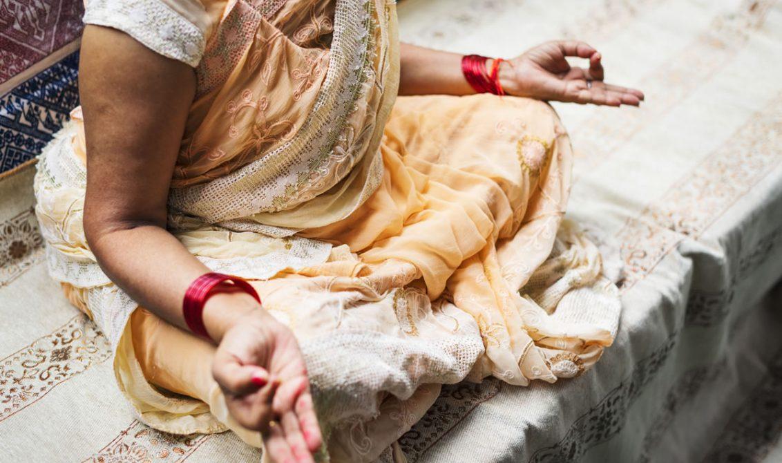 Meditación Hindú