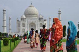 Mausoleo Taj Mahal
